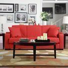 Sarita Tuff Stuff Storage Arm Convert-a-Couch Sofa Bed