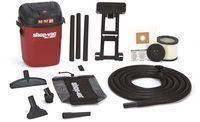 Shop-Vac 3.5-Gallon Wall Mount Wet/Dry Vacuum