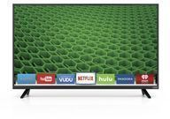 Vizio D48 D0 48 Smart LDED HDTV + 150 Dell Promo Egift Card