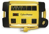 CyberPower DS806MYL Heavy Duty Power Strip