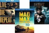 Best Buy - $5 Off $25+ Blu-ray/DVD Order
