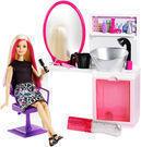 Barbie Sparkle Style Salon Doll Playset - Blonde