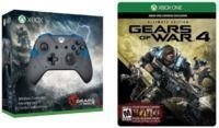 Xbox One Gears of War 4 Ultimate Edition & Controller Bundle