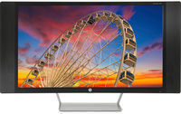 HP Pavilion 27 Curved Full Hd Monitor - J9G67AA