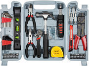 130 pc Household Hand Tools (In-Store Pickup)
