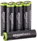 AmazonBasics AAA Rechargeable Batteries (8-Pack)