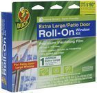 Duck Brand Roll-On Window Insulation Kit