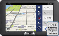 Magellan RoadMate 6630T-LM 5 GPS Navigator / Dash Cam