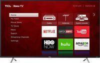 TCL 55S405 55 LED 4K HDTV w/ Roku