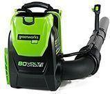 GreenWorks 80-volt Cordless Backpack Blower