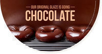 Krispy Kreme - Chocolate Glazed Doughnuts | Today Only!