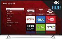 TCL 55S405 55 4K Ultra HD Roku Smart LED TV