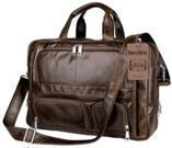 Berchirly Genuine Leather 16 Laptop Bag