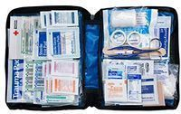 299 Pc. All-purpose First Aid Kit, Soft Case with Zipper