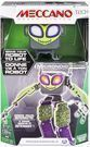 Meccano Micronoid Green Switch Programmable Robot