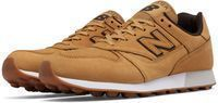New Balance Men's Trailbuster Classic Shoes (Tan, Brown)