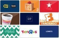Raise - Extra 10% Off Gift Cards | Today Only