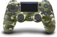 DualShock 4 Wireless Controller for PS4 - Green Camouflage