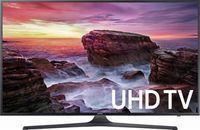 Samsung 65 LED Smart 4K Ultra HD TV - UN65MU6070FXZA