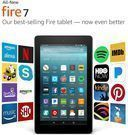 Amazon Fire 7 Tablet (8 GB, 4 Colors)
