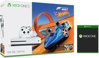 Xbox One S 500gb + Forza Horizon 3 & 2 Free Select Games