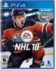 NHL 18 - PlayStation 4 & Xbox One