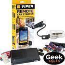 Viper DS4+ Remote Start System w/ Tilt Switch & Installation
