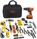 STANLEY BLACK+DECKER 79 Piece Home Repair Kit(In-Store Only)