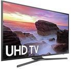 Samsung 4K 50 LED TV (Refurbished) - UN50MU630DFXZA