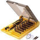 JackyLED 45-in-1 Precision Screwdriver Tool Kit