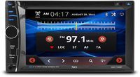 XO Vision In-Dash 6.2 Touch Screen Bluetooth DVD Receiver