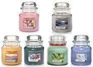 Yankee Candle - Buy Up to 3 Candles, Get Up to 3 Free