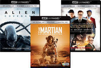 Two Select 4K Movies for $30