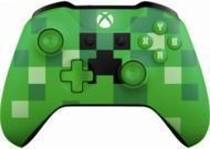 Microsoft Minecraft Creeper Xbox One Wireless Controller