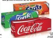 3 For $7 Coca-Cola 12 Packs