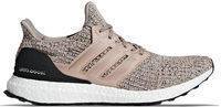 adidas Ultra Boost Men's Running Shoes (Ash Pearl/Black)