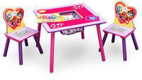 Nickelodeon Paw Patrol Skye and Everest Table & Chair Set
