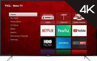 TCL 65S405 65 LED HDR 4K HDTV w/ Roku