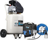 Pulsar 15-Gallon Vertical Air Compressor with Air Tool Kit