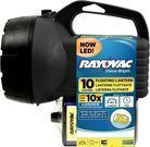 Rayovac 10-LED 6-volt Floating Lantern with Battery