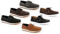 Franco Vanucci Men's Boat Shoes