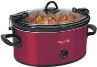 Crock-Pot 6qt Cook & Carry Oval Portable Slow Cooker