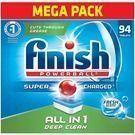 Finish 94 Count Dishwasher Tablets