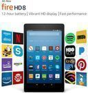 Certified Refurbished Fire HD 8 Tablet w/ Alexa
