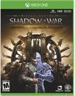 Middle-earth: Shadow of War Gold Edition - Xbox One/PS4