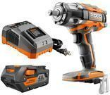 Ridgid GEN5X 18-Volt Brushless Impact Wrench Kit
