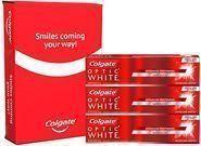 3-Count 5oz. Colgate Optic White Whitening Toothpaste