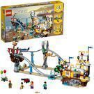 Lego Creator 3-in-1 Pirate Roller Coaster Building Kit