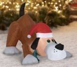 Airblown Inflatables 2.5 ft. Playful Puppy