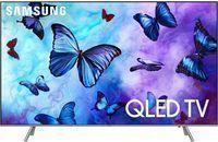 Samsung QN82Q6FN 82 Smart Q 4K LED HDTV